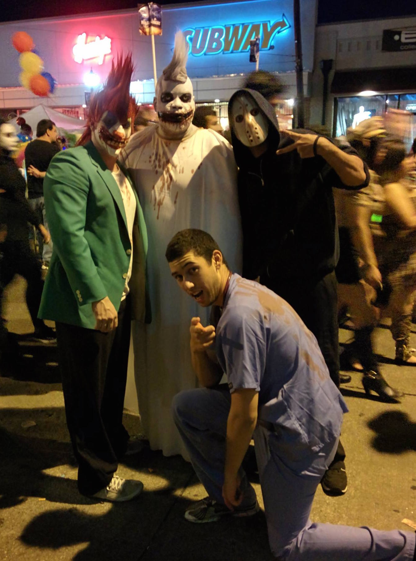 Best of Oaklawn Halloween Street Party – Dallas LGBT Nightlife ...