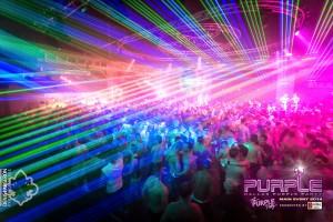 purplepartylighting