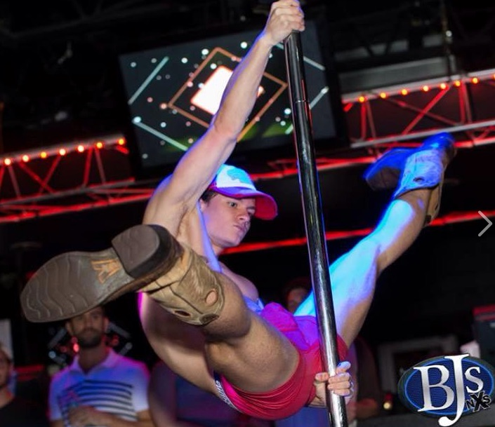 Club dallas male strip