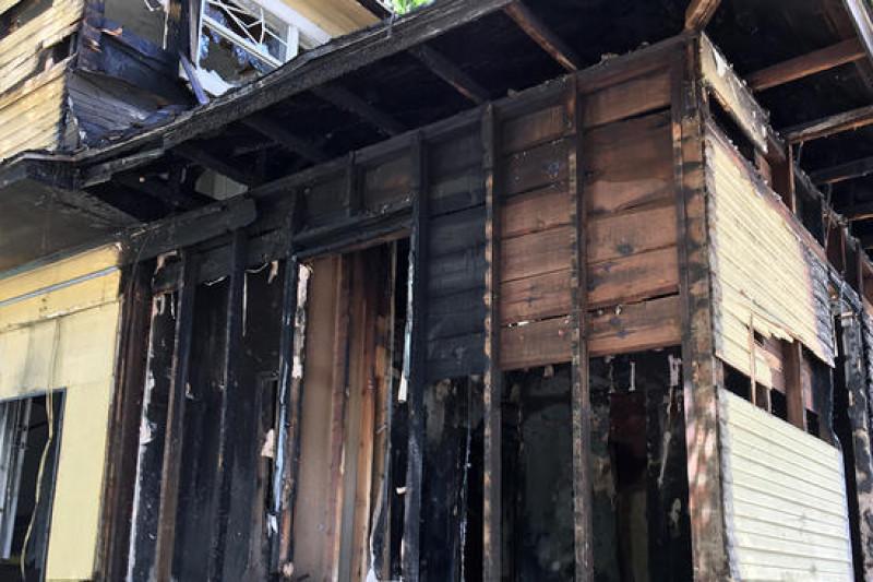 Fire Intentionally Set at Dallas LGBT Community Center